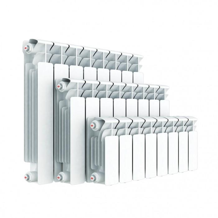 Биметалический радиатор Rifar BASE 200 8 секций