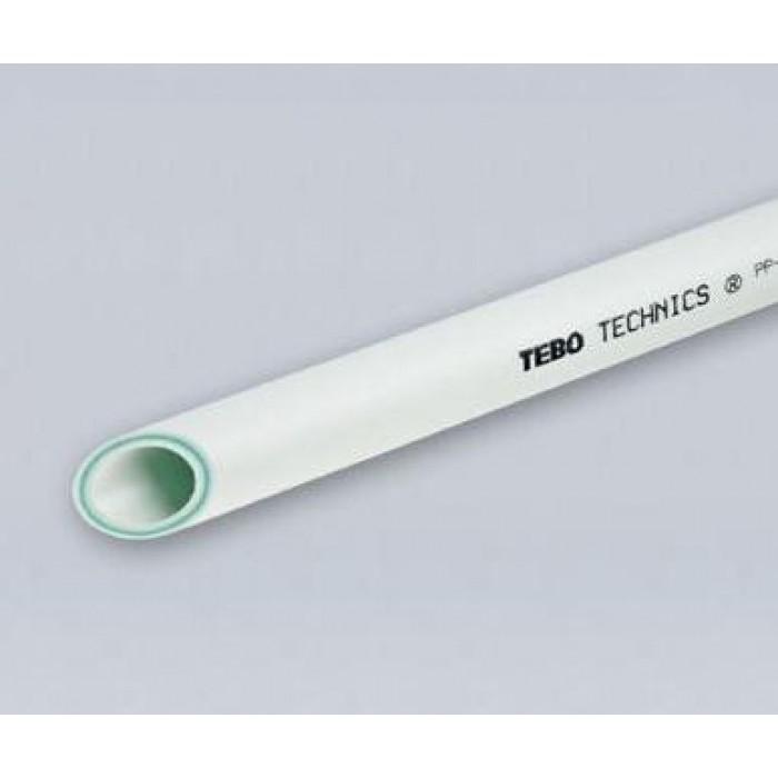 Труба Tebo 20 х 3,4 PN 20 (армированная стекловолокном)