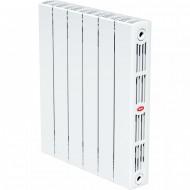 Биметаллический радиатор Rifar SUPReMO 500 4 секции
