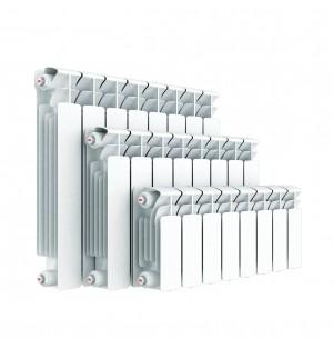 Биметаллический радиатор Rifar BASE 350 8 секции